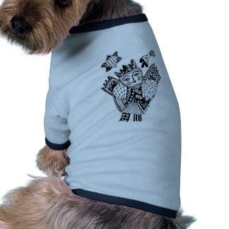 Angel Ringer Dog Shirt