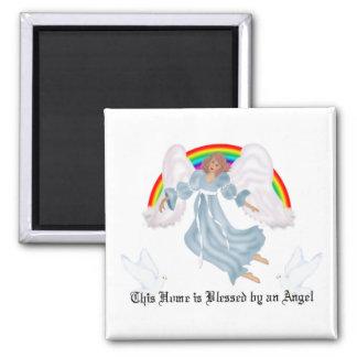Angel & Doves  Magnet