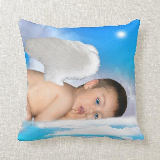 ANGEL DREAMS ANGELS SIGH THROW PILLOWS