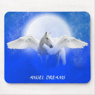 ANGEL DREAMS MYSTIC PEGASUS MOUSEPAD