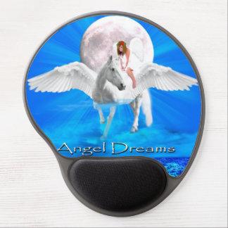 ANGEL DREAMS MYSTICAL PEGASUS GEL-MOUSEPAD GEL MOUSE PAD