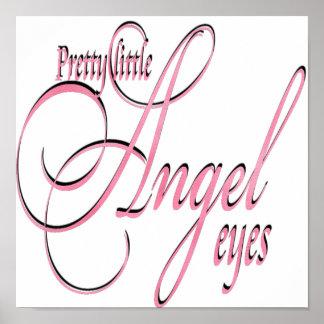 Angel Eyes - Poster