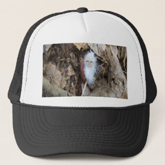 Angel Feather Trucker Hat