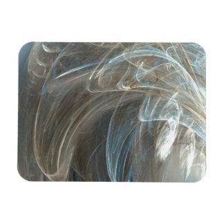 Angel Feathers Rectangular Photo Magnet
