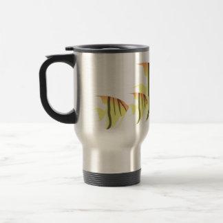Angel Fish Travel Mug