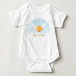 Angel Food Cake | Baby Bodysuit
