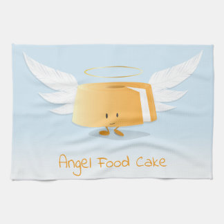 Angel Food Cake | Kitchen Towel
