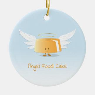 Angel Food Cake | Ornament