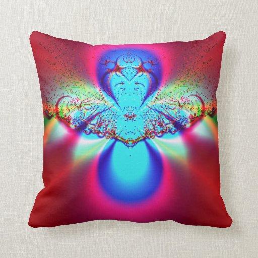 Angel Fractal Pillows