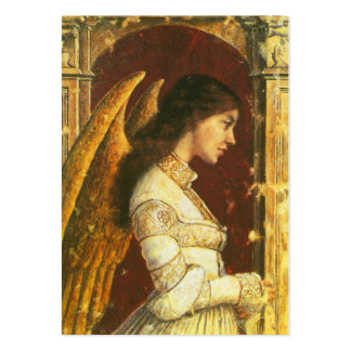 Angel Fresco ACEO Business Card