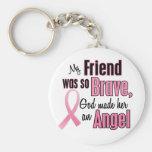 Angel FRIEND Breast Cancer T-Shirts & Apparel