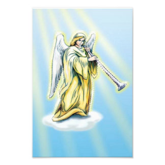 Angel from the Heavens Photo Enlargement