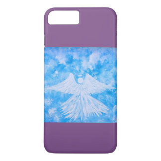 Angel from the sky iPhone 8 plus/7 plus case