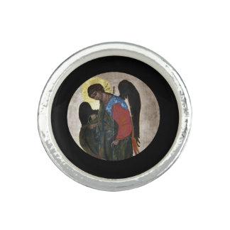 Angel Gabriel Icon Ring