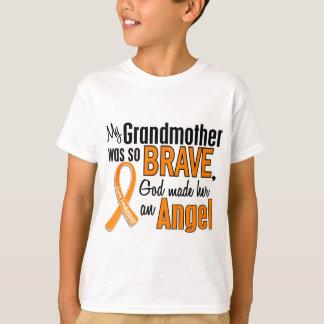 Angel Grandmother Leukemia T-Shirt