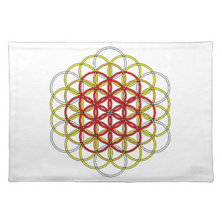 Angel Grid Collection Placemat