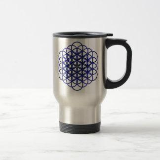 Angel Grid Collection Travel Mug