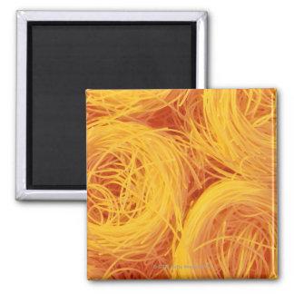 Angel hair pasta fridge magnet