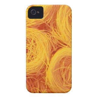 Angel hair pasta iPhone 4 case