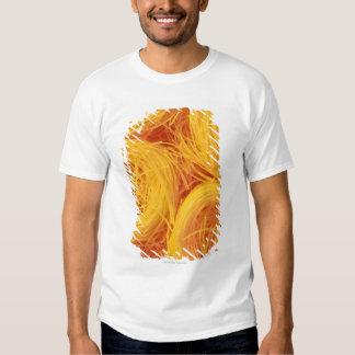 Angel hair pasta t-shirt