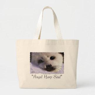 """Angel Harp Seal"" Anti-Sealhunt Carry Bag"
