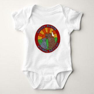 Angel Haven Animal Rescue Logo_edited Infant Creeper
