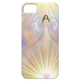 Angel Heart Light Phone Case iPhone 5 Cases