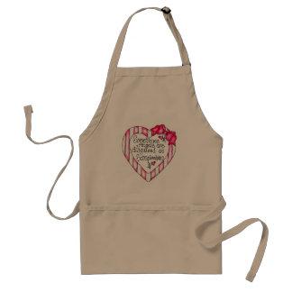 Angel Heart Scrapbooker Standard Apron