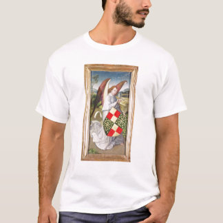 Angel holding a shield T-Shirt