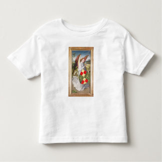 Angel holding a shield toddler T-Shirt