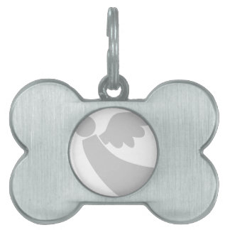 Angel Icon Pet Tag