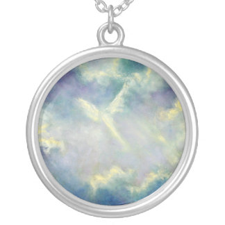 Angel In Flight Necklace