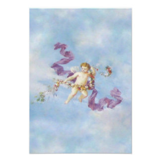 Angel in Heaven Invitations