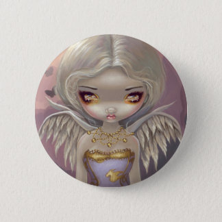 """""""Angel in Lilac"""" Button"""