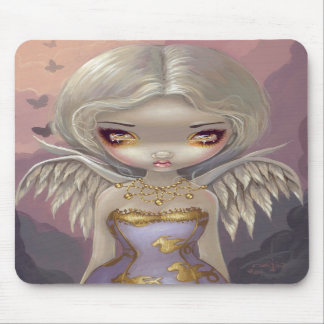 """Angel in Lilac"" Mousepad"