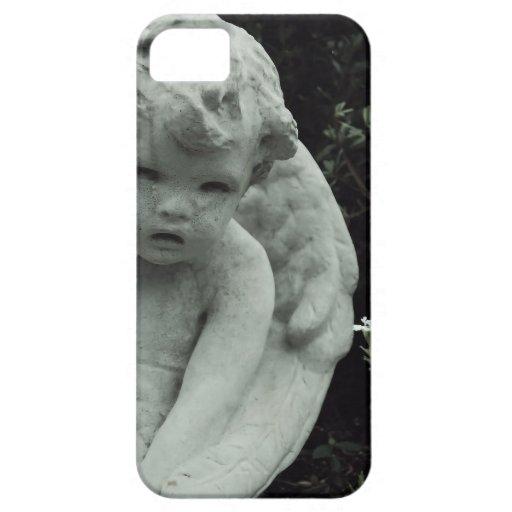 Angel in October iPhone 5 Cases