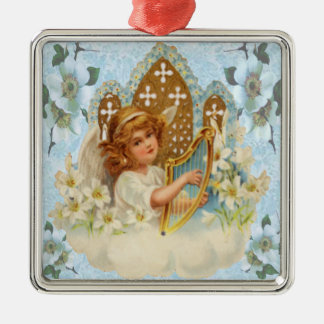 Angel In The Cloud Ornament