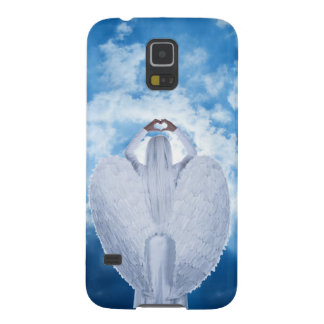 Angel in the clouds galaxy s5 cover