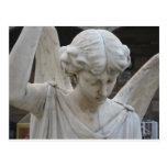 Angel in the Panteon Postcard
