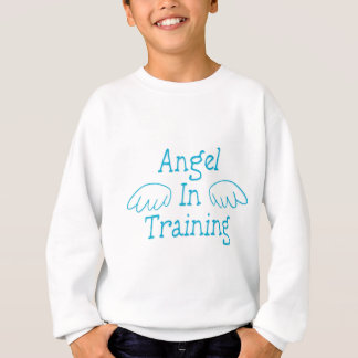 Angel in Training Sweatshirt