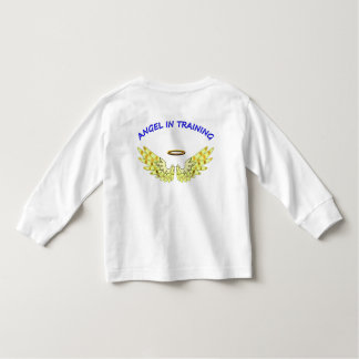 Angel In Training Toddler T-Shirt