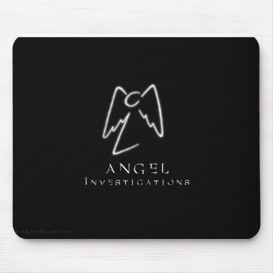 Angel Investigations Mouse Mat
