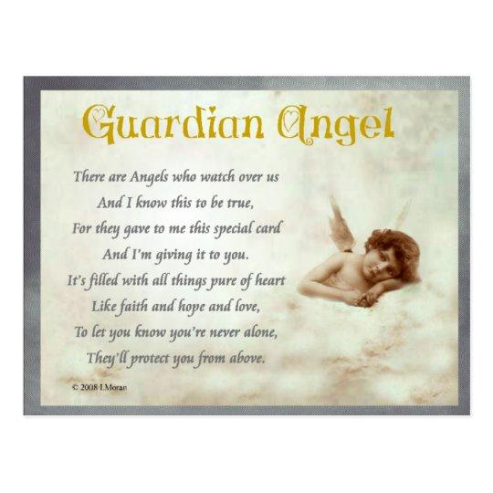 Angel Keepsake Postcard
