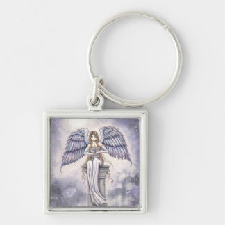 Angel Keychain by Molly Harrison Fantasy Art
