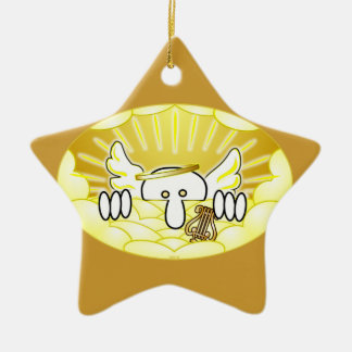 Angel Kilroy Ornament