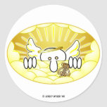 Angel Kilroy Sticker