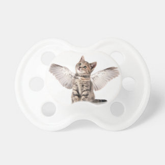 angel kitty pacifier