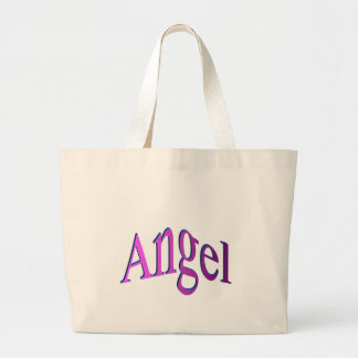 Angel Large Tote Bag