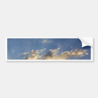Angel Light Bumper Sticker