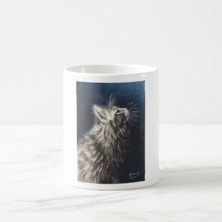 Angel Light Maine Coon Cat Mug Cup